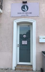 signalétique panneau dépliants esthéticiennes institut de beauté coiffure Pixellecom
