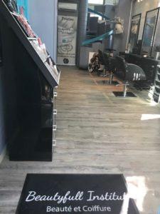 divers créations tapis bougies esthéticiennes salons de coiffure Pixellecom
